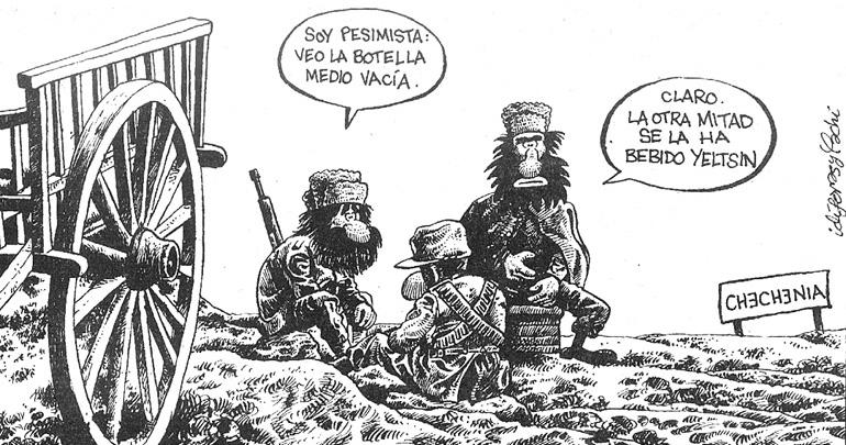 Idígoras y Pachi, en El Mundo