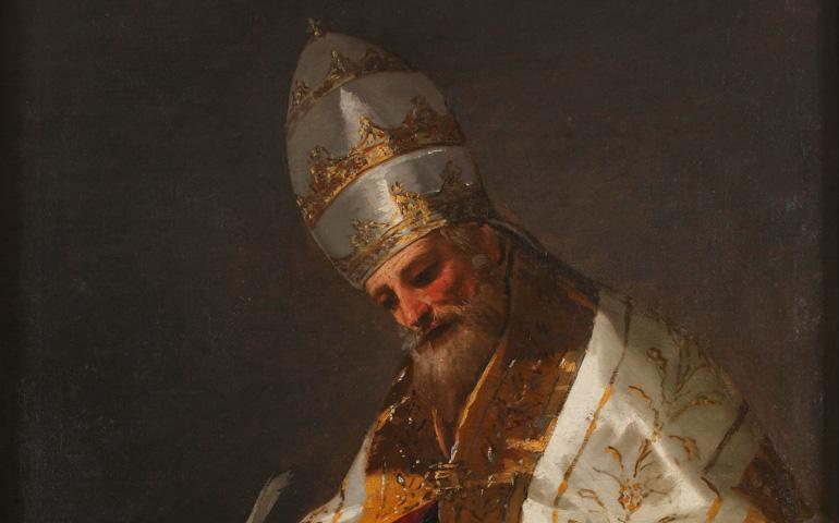 El valioso ejemplo de san Gregorio Magno para la crisis actual ...