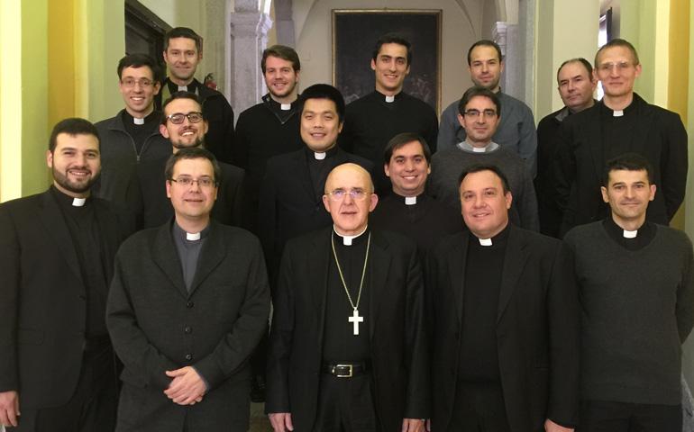 13 Nuevos Sacerdotes En Madrid