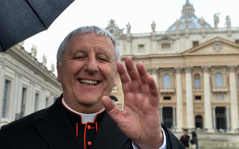 Versaldi, en el Vaticano