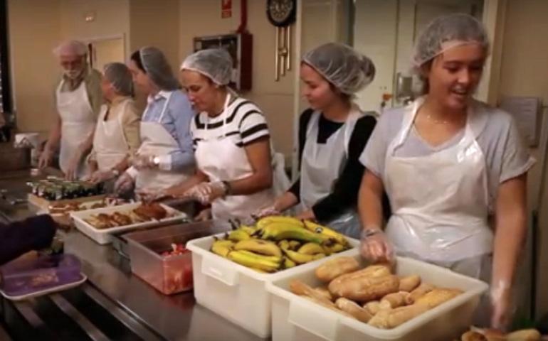 El comedor social Mª Inmaculada de las Hijas de la Caridad, «100 ...