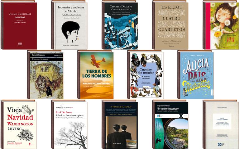 Libros para regalar en navidad alfa y omega for Libros para regalar