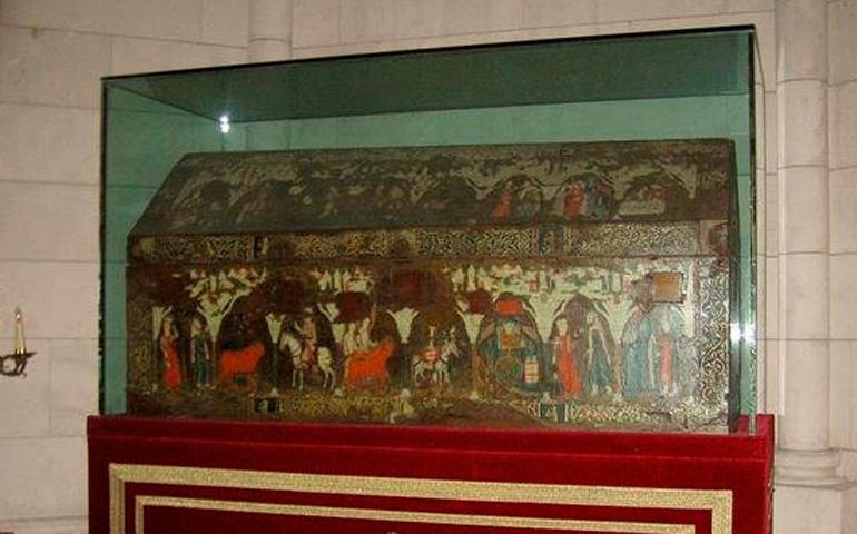 Resultado de imagen de arca de las reliquias san isidro