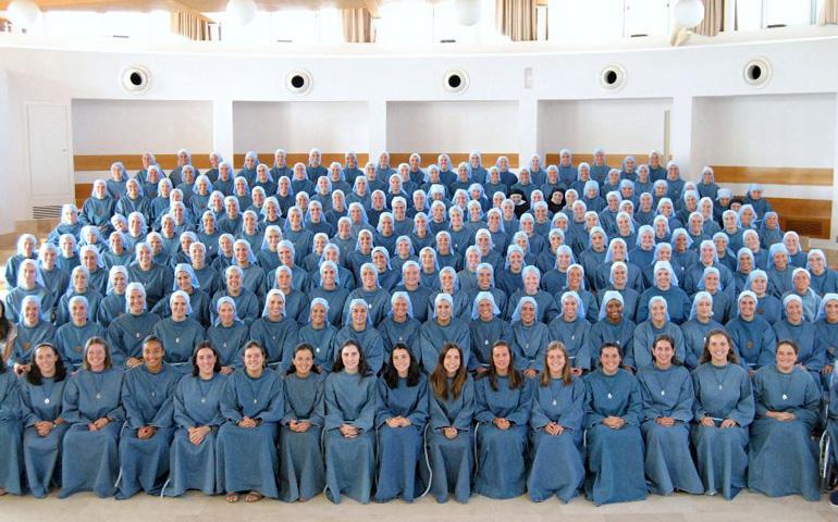 La COVID-19 entra en el monasterio de Iesu Communio: «Nos encontramos bien»