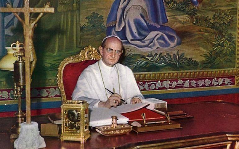 Resultado de imagen de Pablo VI humanae vitae