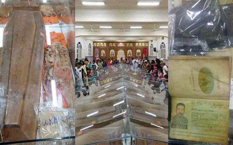 Resultado de imagen para museo de los martires coptos de libia