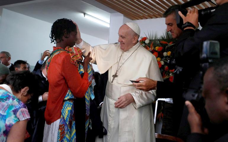 Resultado de imagen de Bergoglio (Sant'egidio)