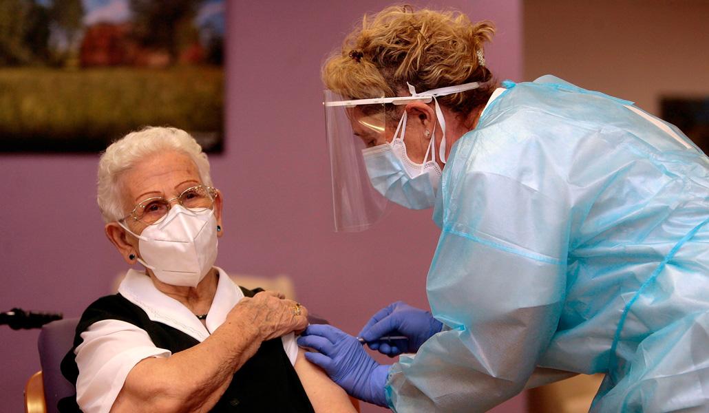Nota del Vaticano sobre la vacuna