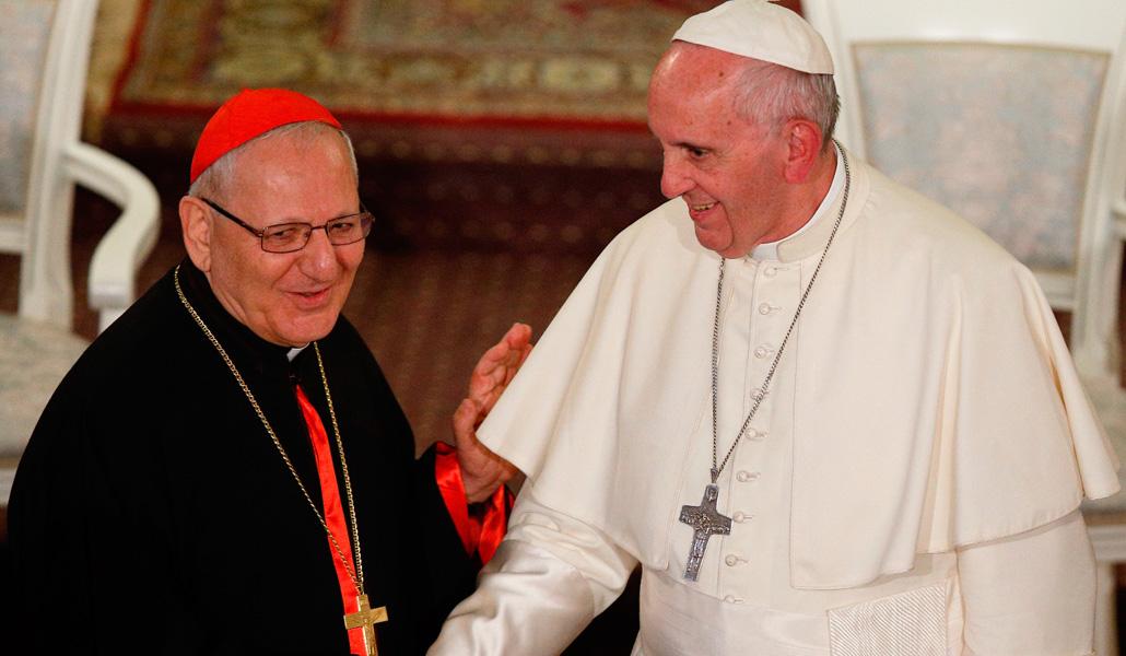 El cardenal Sako sobre la visita del Papa a Irak