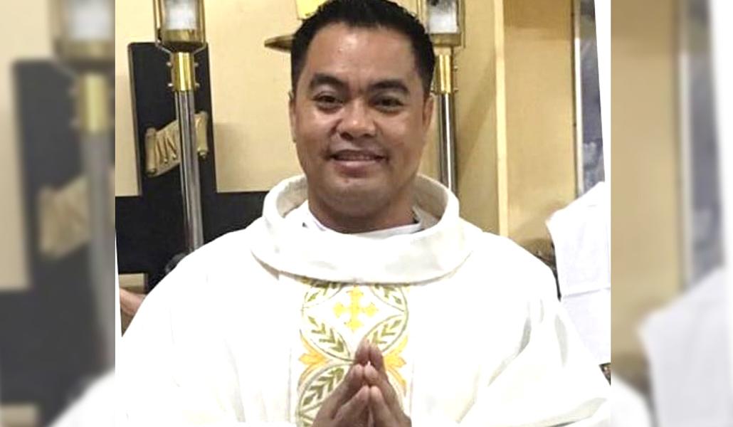 Sacerdote asesinado en Filipinas