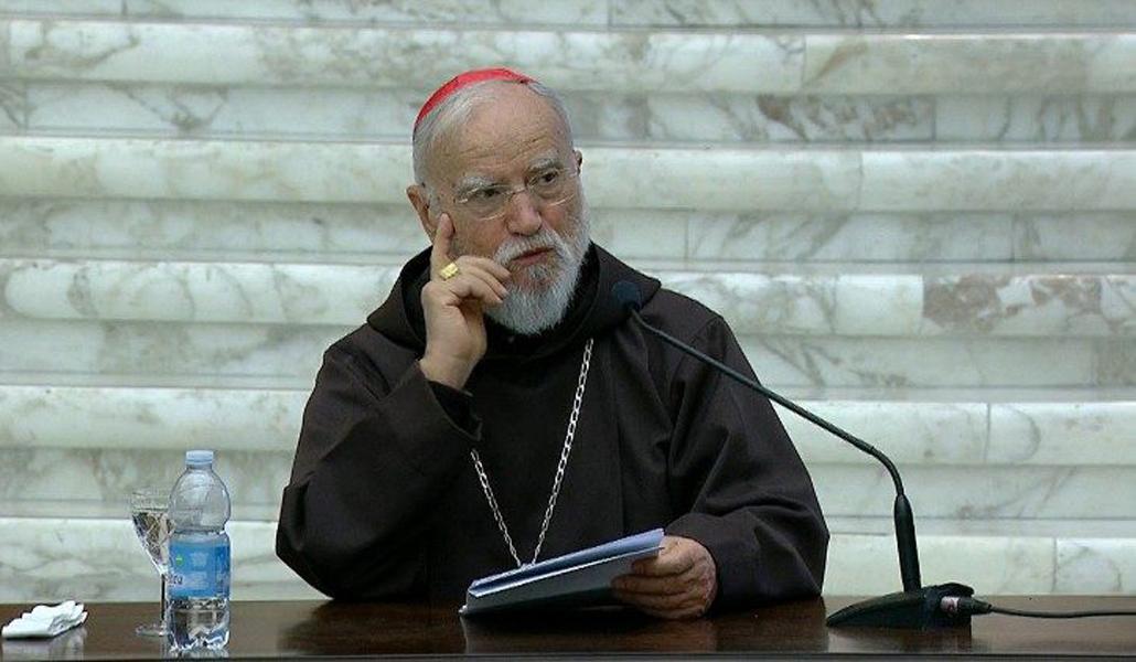Predicación de Cuaresma con Cantalamessa