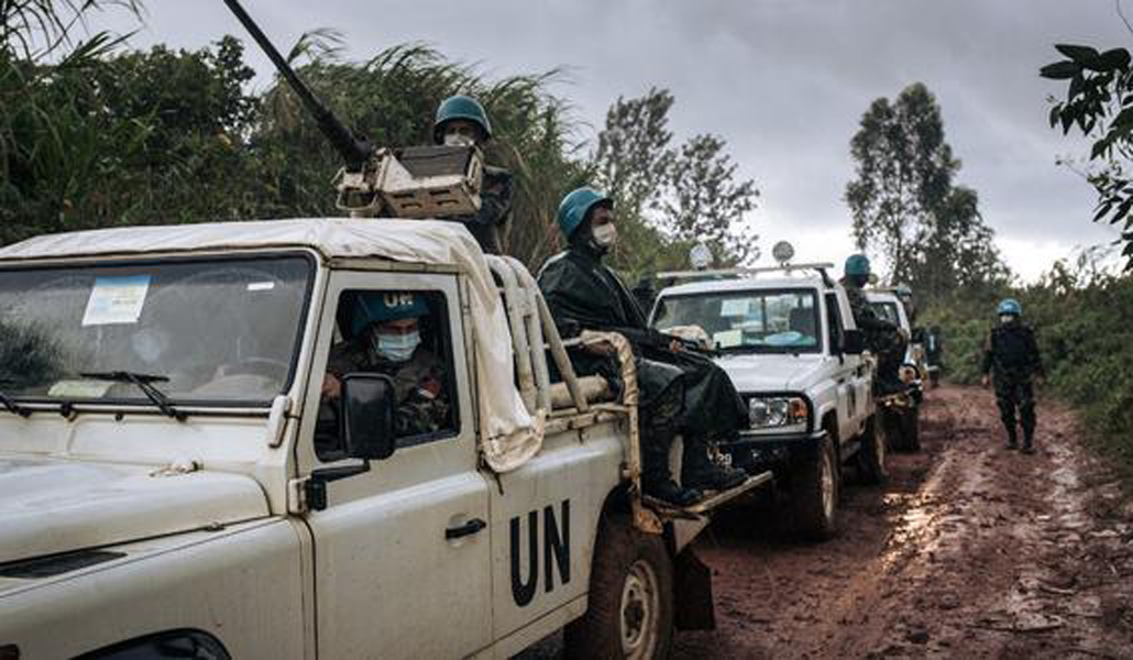MONUSCO en RD Congo