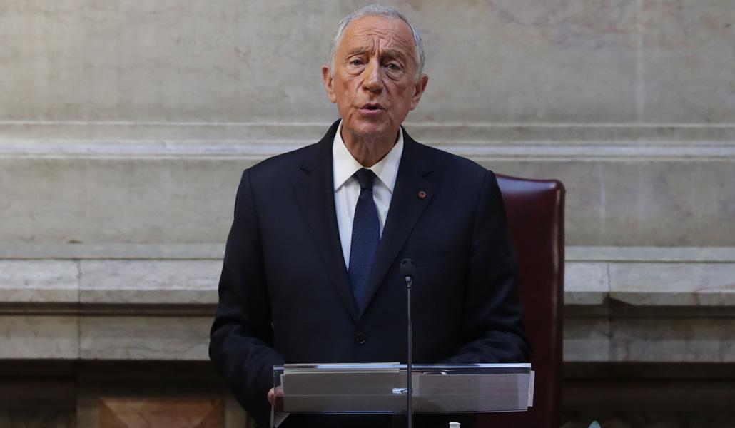 El presidente de Portugal recurre la eutanasia