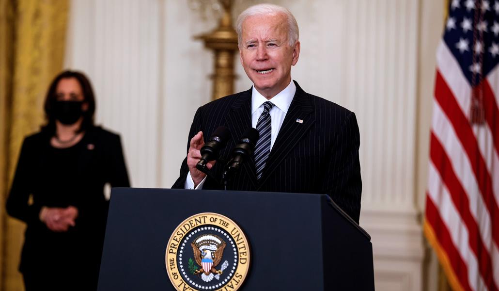 El Gobierno de Biden promueve el aborto en terceros países