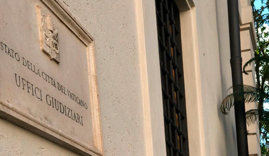 Juicio por abusos en el Vaticano