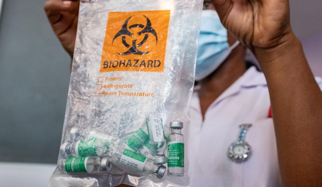 Vacuna en Ghana