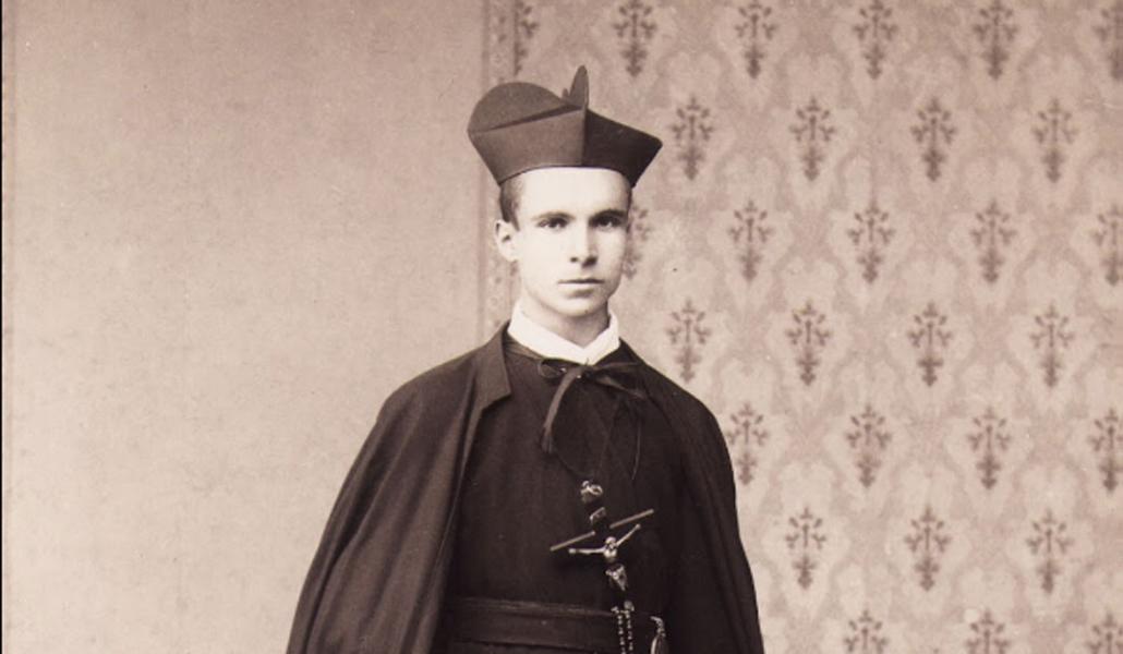 Uno de los mártires redentoristas