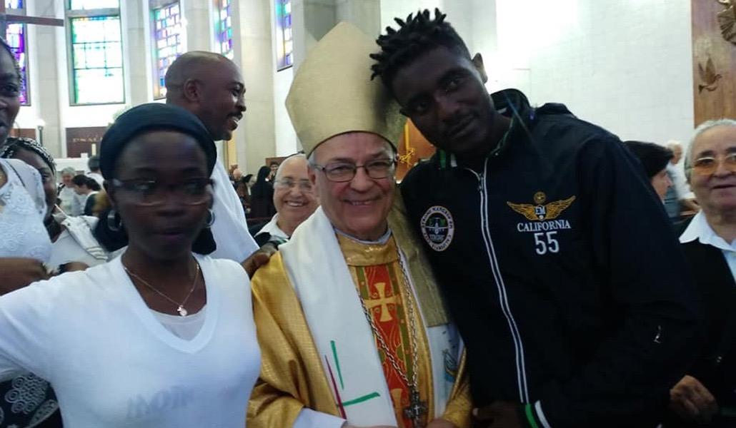 Premio Mundo Negro a la Delegación de Migraciones de Tánger: «En la Iglesia caben todos»