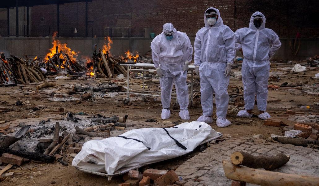 El Papa muestra su solidaridad con la India ante la grave situación que vive por la pandemia