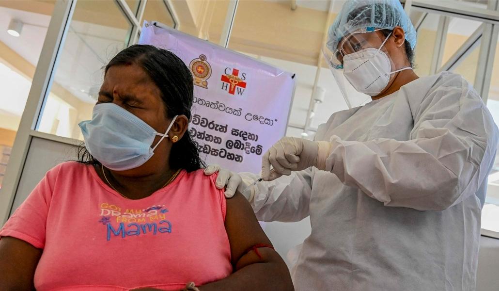 Vacunas en la Fundación Pablo VI
