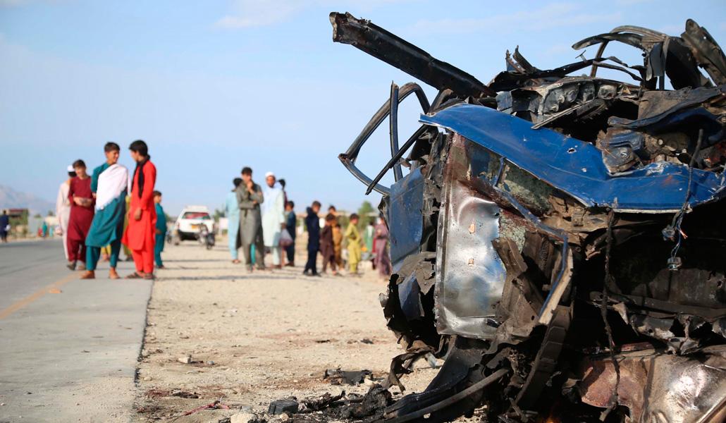 «Lo que se ha creado en Afganistán no tiene por qué destruirse»