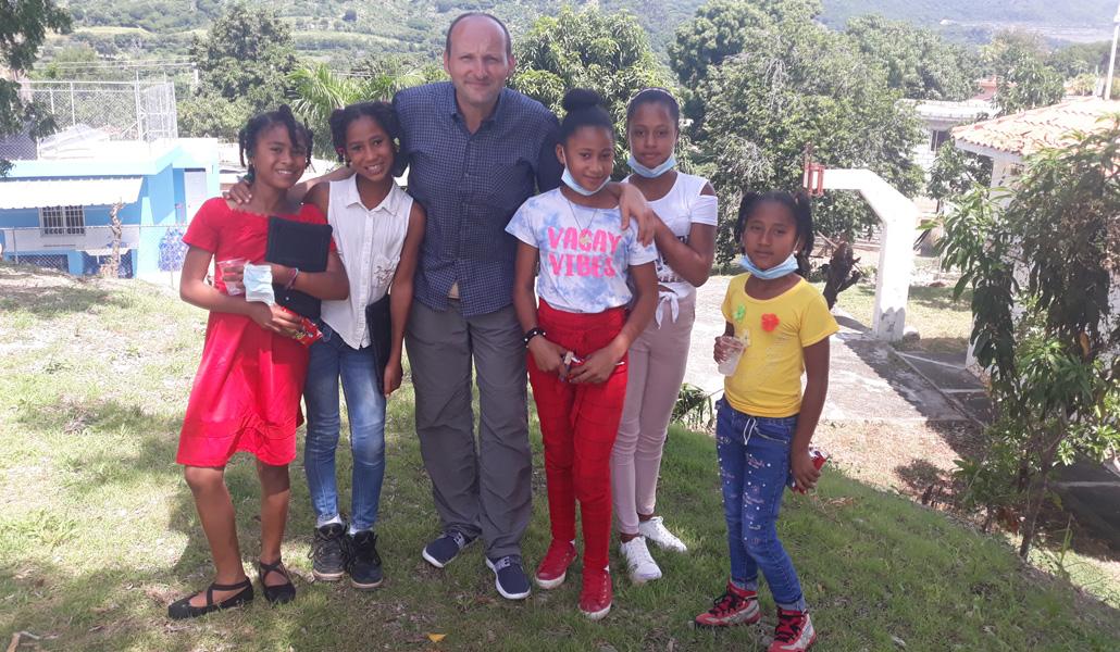 Misiones de verano en República Dominicana