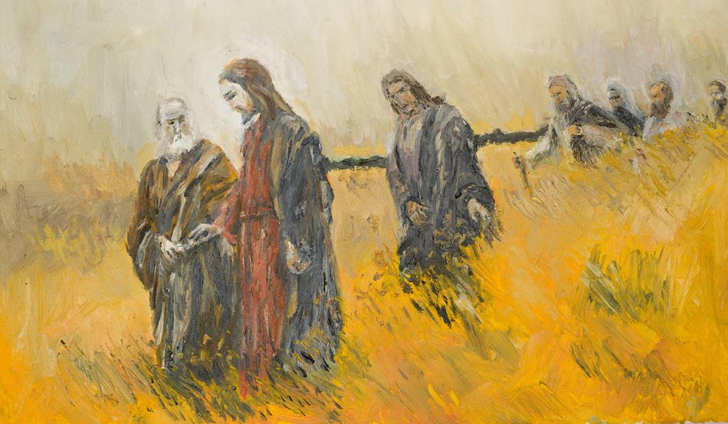 «El Hijo del hombre no ha venido a ser servido»