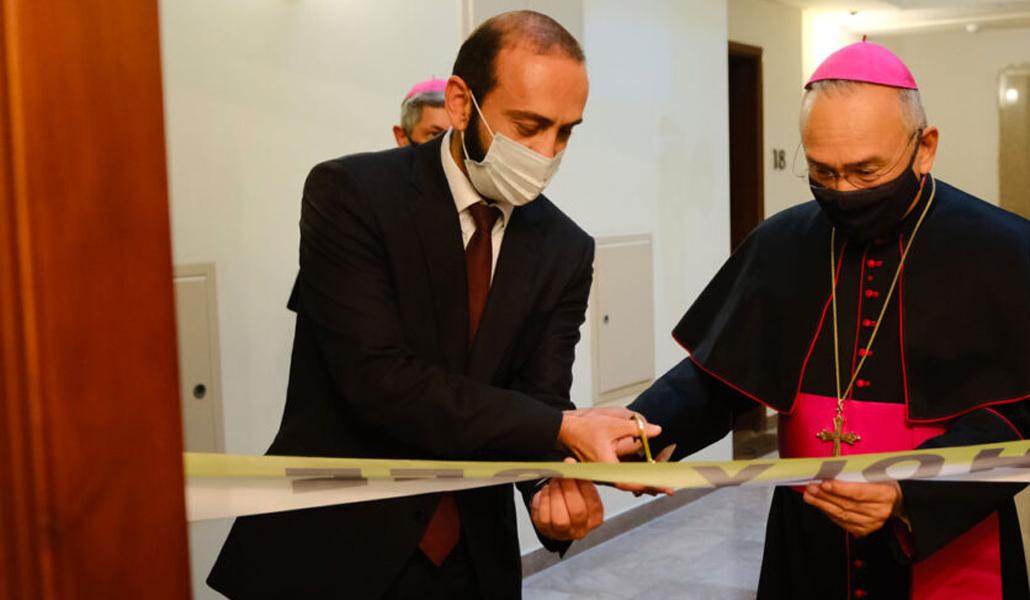 Nueva nunciatura en Armenia