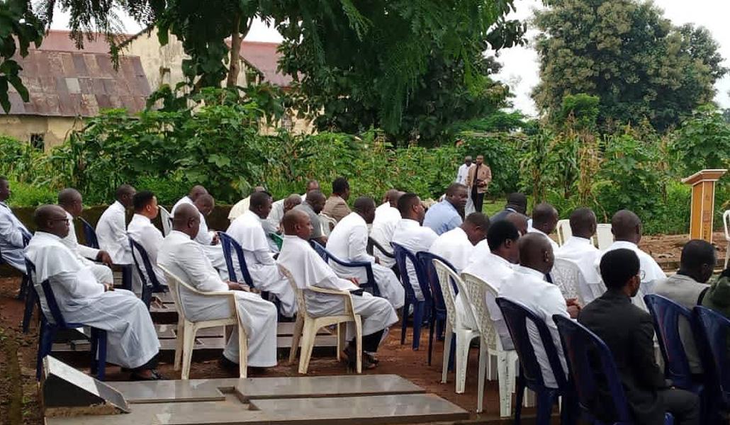Seminaristas secuestrados en Nigeria