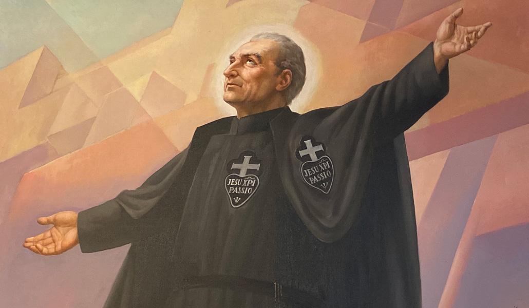 19 de octubre: san Pablo de la Cruz, llevó la Pasión del Señor a los laicos